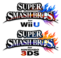 VGP:Super Smash Bros 3DS Wii U by TrueBladEdge