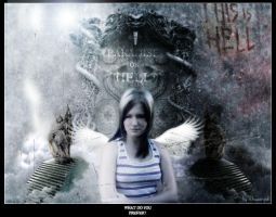 Paradise or Hell? by dreamfall-girl