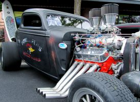 Street Rod Hybrid by tundra-timmy
