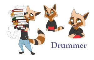 DrummerMax by Quirky-Middle-Child