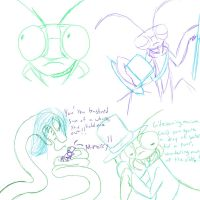 New OC ideas... by ToothandFang