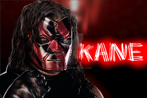 Wwe 12' Kane Wallpaper Strings Removed by Idera