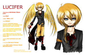 Lucifer by Negi-King