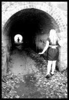 . . Down The Rabbit Hole . . by CharlieDoryRose