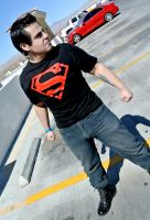 Superboy: Something To Prove by kay-sama