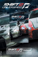 NFS S2 Unleashed iPhone wally by Coolboyasad12