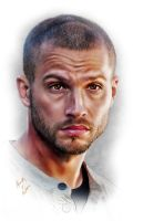 Logan Marshall Green by kenernest63a