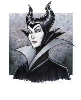 The Marvelous Maleficent by BigChrisGallery