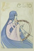 and she kept playing her harp by citizen17