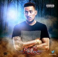 AKA LEVELS ALBUM COVER 2015 by macgcandy