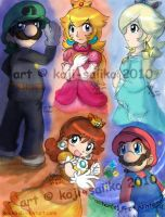 Mario: To each and our own by saiiko