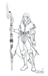 Commission: Mage Concept by emengel