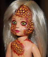 infected doll 13 by deddollie