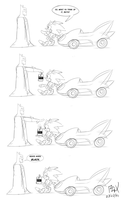 Comic - Sonic's Kart by RGXSuperSonic