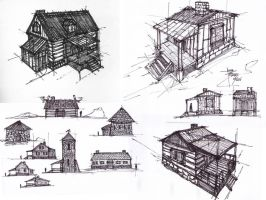 sketchbook_buildings_01 by MacRebisz