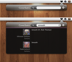 Coversutra Searchbar mod II by DDrDark