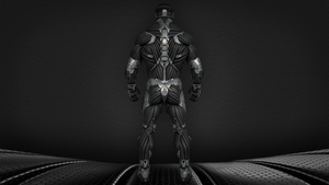 01. NANOSUIT 2.0 Back by Thyrring