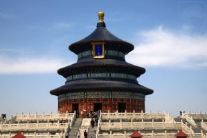 Temple of Heaven by MoonPhanter
