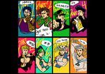 Jojo's Bizarre Adventure by chainedsinner
