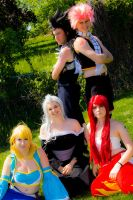 WE ARE FAIRY TAIL by SCARLET-COSPLAY