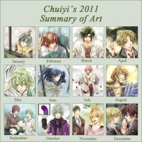 2011 Art Summary by chuiyi