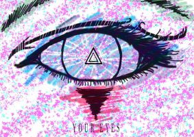 Your Eyes by Magshire