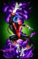 Nightcrawler by Smitty-Tut