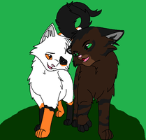 Lester and October by KatWishes209