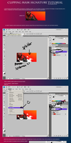 Clipping Mask Tutorial by sugarpoultry