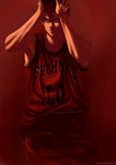 Slam Dunk Sakuragi by IVAN-03