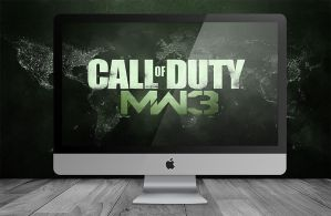 Modern Warfare 3 by NINJAIWORKS