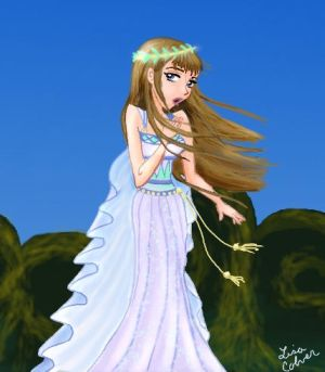 Princess Psyche - mythology