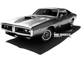 1971 Dodge Charger RT 426 Hemi by m-a-p-c
