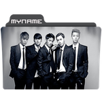 MYNAME Folder Icon by jeisha12