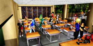 School!!! by GrayFullbuster21