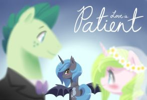 Love is Patient by kilala97