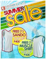 Summer Sale by freeagent08