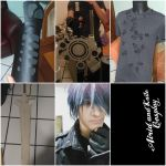 Noctis Lucis Caelum_Wip by AiridAndKaitoCosplay