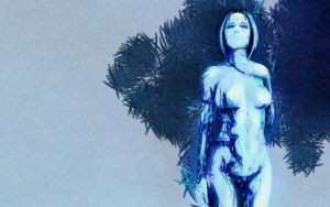 Cortana by Jessica-Art