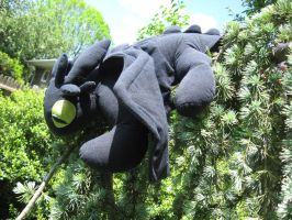 Another tree for toothless by T-Nooler