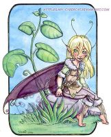 Basil the Fairy by lady-cybercat