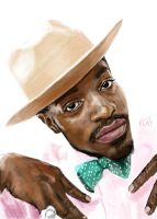 Andre 3000 by Artist-KGH