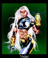 Storm - X men by volpy
