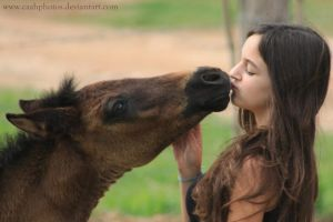 Me and Gypsy by CC-PhotoArt
