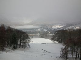 snowy wray view by harrietbaxter