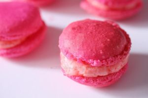 Rose Macarons 2 by munchinees