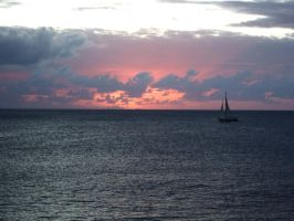 Bonaire Sunset by Spiteful-Pie-Stock