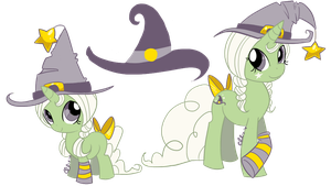 Witch Way Adoptable by EllisArts