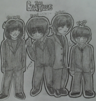 The Beatles by 565mae10