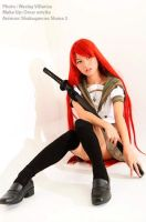 Shakugan no Shana Cosplay 2 by Crissey